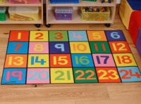 1-24 Numbers Mat