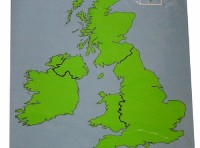 British Isles Outline