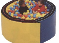 Circular Ball Pool