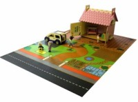 Dolls House Playmat