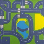 Continental Roadplan Playmat 1