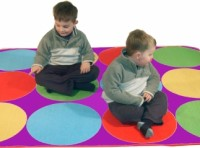 Circle Time Rug (GRUG70)