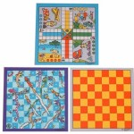 Games Squares (set of 3) 1