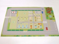 General Hospital Playmat