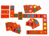 Junior Shapes Dominoes
