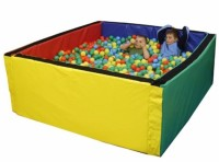 Large Square Ball Pool