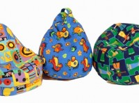 Nursery Pear Bean Bag