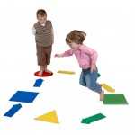 Outdoor Movement Marker Set 4