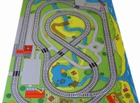Railway Playmat