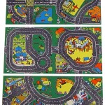 Set of 3 Roadway Playmats 2