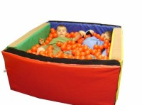 Toddler Ball Pool &#8211; Square
