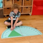 PROTRACTOR PLAYMAT 3