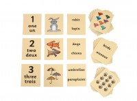 COUNTING IN FRENCH TILES