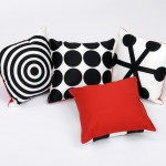 Geometric Perception Cushion 3