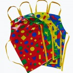 Aprons Patterned PVC 1