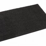 Black Tufty Rug 1