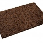 Chocolate Tufty Rug 1