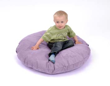 large round floor cushion lavender sport and playbasesport and playbase. Black Bedroom Furniture Sets. Home Design Ideas