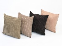 Elemental Cushions Earth Tones set of 4