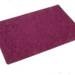Plum Tufty Rug 2