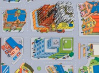 City Centre Supergiant Playmat