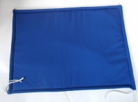 Large Cover Blue
