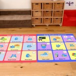 Classroom Playmat DAYTIME ACTIVITIES 1