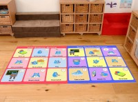 Classroom Playmat DAYTIME ACTIVITIES