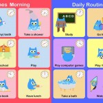 Classroom Playmat DAYTIME ACTIVITIES 2