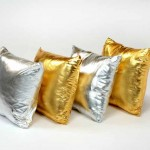 Shiny Scatter Cushions set of 4 1