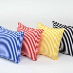 Stripey Cushions set of 4 1
