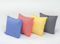 Stripey Cushions set of 4