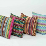 Jazzy Scatter Cushions set of 4 1