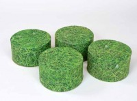 Grass Buffets Set of 4