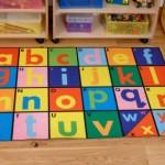 Alphabet Mat 1