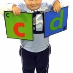 Alphabet Squares 1