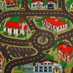 Market Town Playmat 1