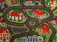 Market Town Playmat