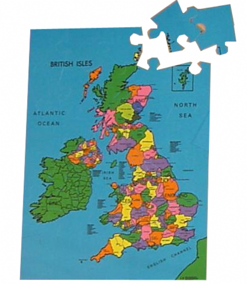 British Isles Map Puzzle Sport And Playbasesport And
