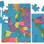 British Isles Map Puzzle 2