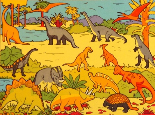 Dinosaur Playmat Sport And Playbasesport And Playbase