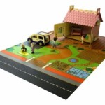 Dolls House Playmat 1