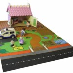 Dolls House Playmat 2