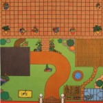 Dolls House Playmat 3