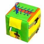 Fastening Skills Cube 1
