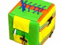 Fastening Skills Cube