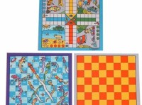 Games Squares (set of 3)