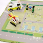 General Hospital Playmat 3