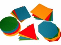 Giant Geometric Shapes 20 pieces