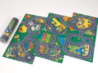 Set of 3 Roadway Playmats